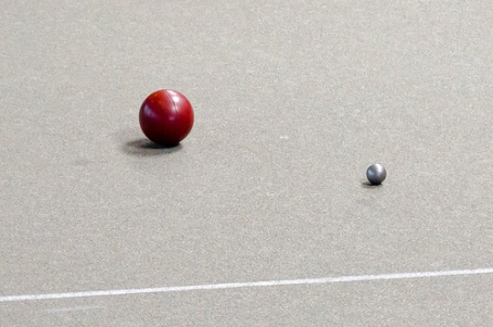 MarkLogic Engineering plays Bocce - foto di Norm Walsh