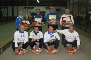 Campionati Provinciali di Lucca Individuale