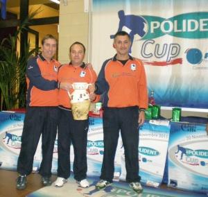Walter Puccini, Fabio Angelini e Claudio Innocenti