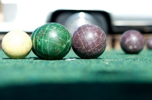 Bocce Ball - foto di Randy Lane via Flickr
