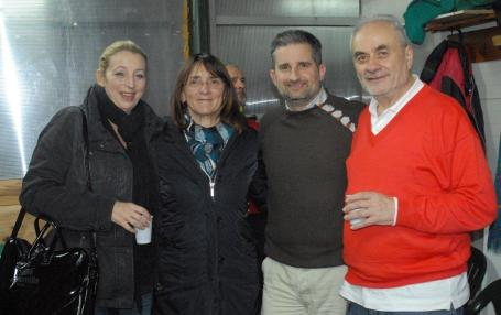 L'assessore con lo staff FIB Toscana