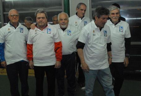 La squadra del Comune di Prato