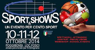Sport & Shows Poggibonsi 2014 logo