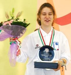 Elisa-Fanicchi-campionessa-Italiana-bocce-Juniores-2014