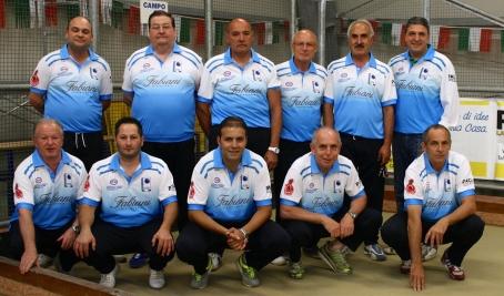 Squadra pieve campionato 2014-2015