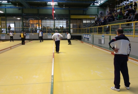 Un momento della Polident Cup 2014 ad Arezzo