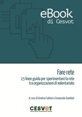 Fare rete copertina ebook Cesvot