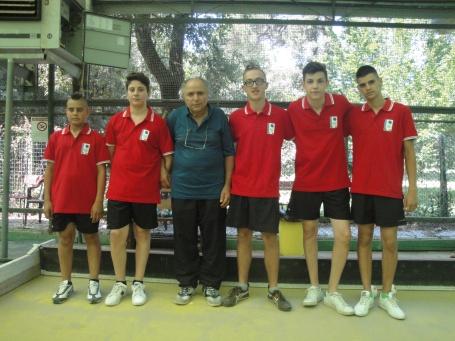 La squadra di Firenze