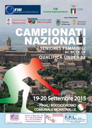 Campionati nazionali femminili