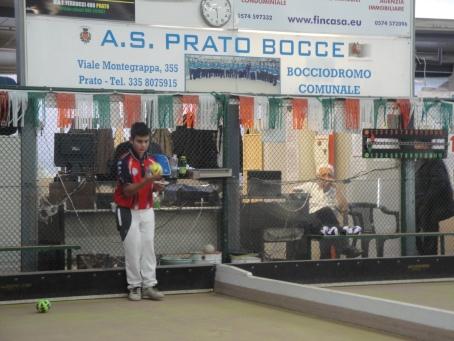 Matteo Franci al 7° Torneo Fiorentino
