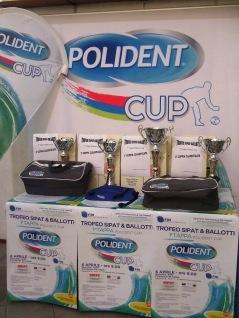 Tavolo premi Polident Cup 2015