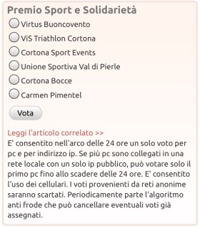 Premio Cortona