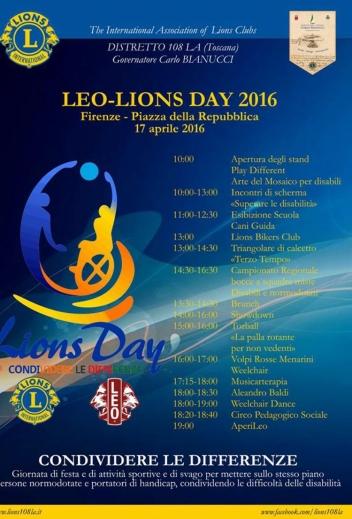 Lions Day Firenze 02