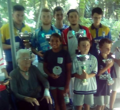 Foto Coppa Parodi dalla pagina Facebook della Bocciofila Migliarina