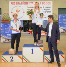 Campionessa Italiana KSEPKA BOGUSLAWA