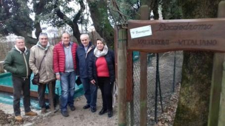 Incontro Bocce Roccastrada 9 gennaio