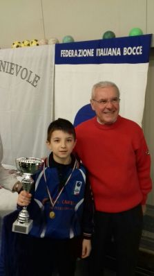 Juniores P Nievole 11febbraio U12 Davide Biagi