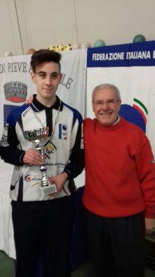 Juniores P Nievole 11febbraio U18 1 Giacomo Cecchi