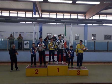 Coppa Toscana Juniores Migliarina 25 marzo U18 U15