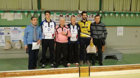 Trofeo ASD Bocce Arezzo 5-10 marzo