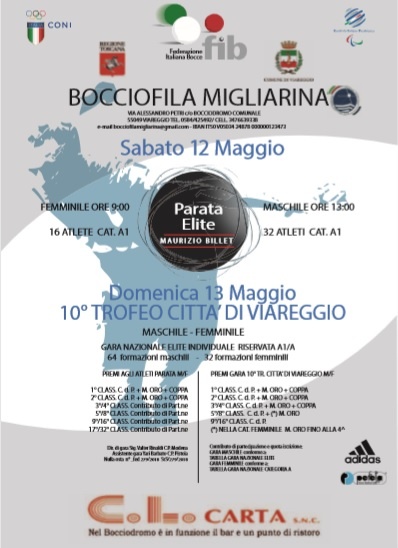 manifesto Viareggio 12-13 maggio