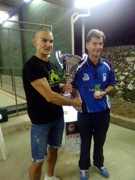 Gazzaniga Affrico Torneo Oltreserchio 7 luglio