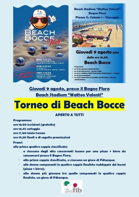 Torneo Beach Bocce 9 agosto Viareggio-001
