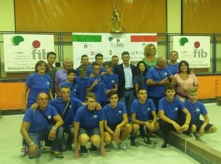 Gruppo Toscana Camp Ita Verbania 2018