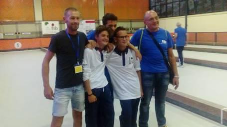Pace Rosella finale Under 15 coppia Verbania 8 settembre
