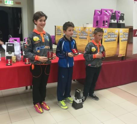 Biagi Davide vince Pego Junior 25 novembre