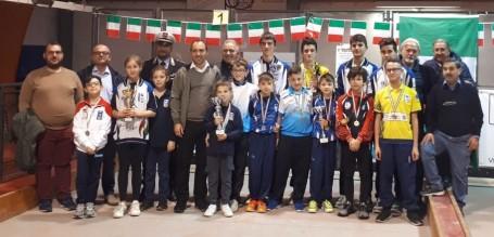 Coppa Toscana Juniores Nuova Europa 11 novembre