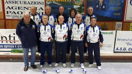 Cortona Bocce Prima Categoria
