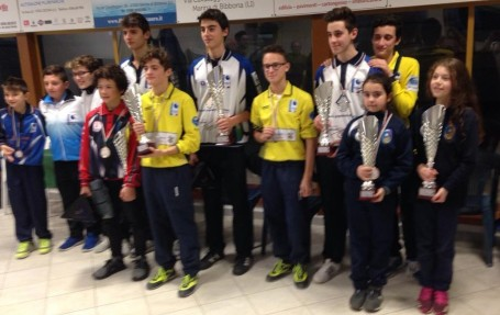 Coppa Toscana Juniores La California 3 dic 2018 Tutti