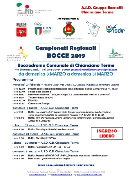 19 02 2019 manifesto campionati regionali chianciano 2019 - Dettaglio-001