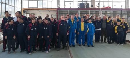 Camp Reg 2019 Chianciano 23 marzo Paralimpici FISDIR