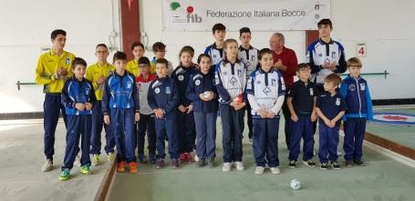 Camp Reg Juniores Tutti RIDOTTA
