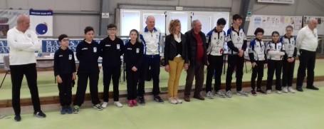 Camp Juniores societa 7 aprile Pieve a Nievole Cortona 1-5