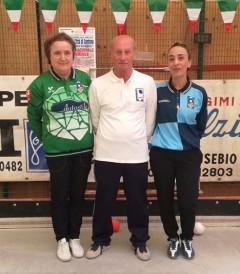 Citta di Cortona Gara Nazionale femminile finale Morresi-Sebastiani 10-8 (2)