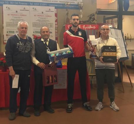 Campisi vince Trofeo Sarzolo 19 maggio