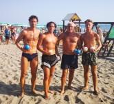 Beach Bocce 2019 Marina di Massa - Finalisti