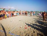 Beach Bocce 2019 Marina di Massa - Gioco