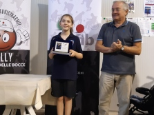 Targa Valeria Zerboni