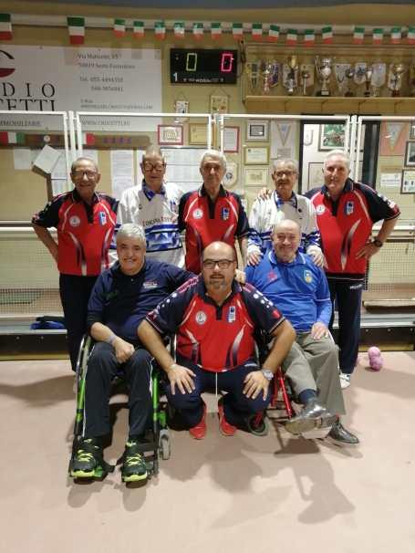 Torneo Fiorentino a squadre - Giornata 3 - Sestese DLF PoHaFi