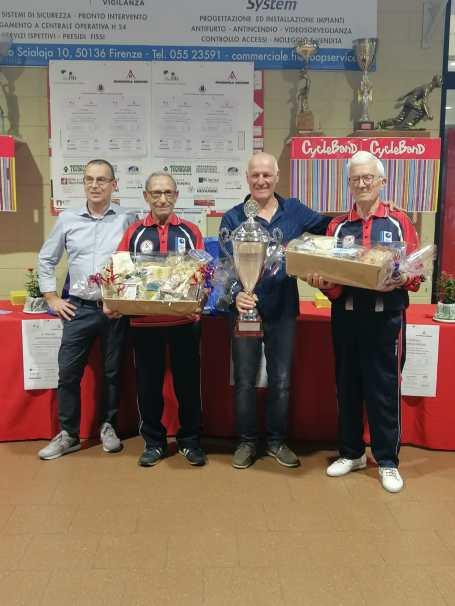 Trofeo Bocciofila Sestese 13 10 19 - Primi Pasquinucci Pancari