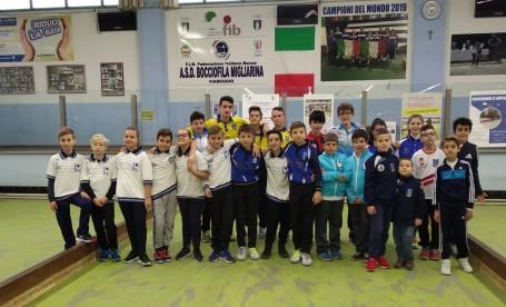 Coppa Toscana Juniores 2019 Tappa 2 Migliarina 17 11 19 (1)