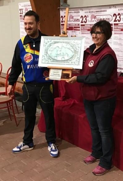 Giacomo Lorenzini vince Trofeo Bartoletti