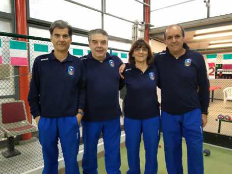 Torneo Fiorentino a squadre finale 21 12 19 Affrico