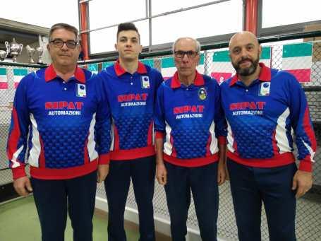 Torneo Fiorentino a squadre finale 21 12 19 Campigiana