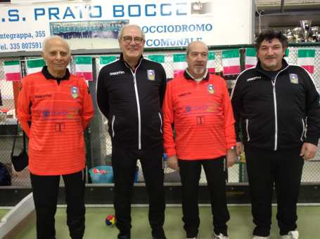 Torneo Fiorentino a squadre finale 21 12 19 Il 45