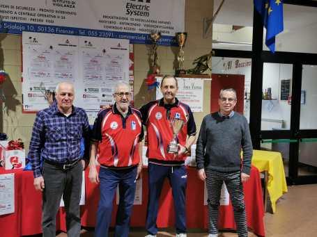 19 01 20 - Trofeo Caffe Tubino Sesto Fiorentino - Secondi Nieri Mazzanti